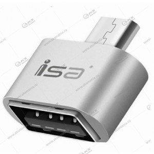 OTG переходник Micro USB TC 003 ISA