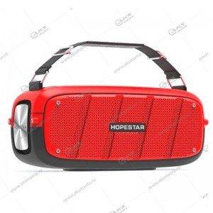 Колонка портативная HOPESTAR A20 красный