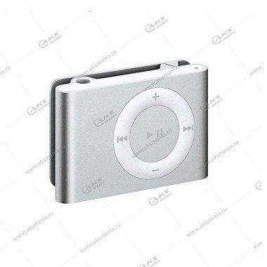 MP3-плеер клипса серебро