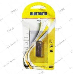 Bluetooth adapter CSR 4.0 Dongle BT570 (металлическая)