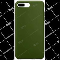 Silicone Case для iPhone 7/8 Plus оригинал хаки