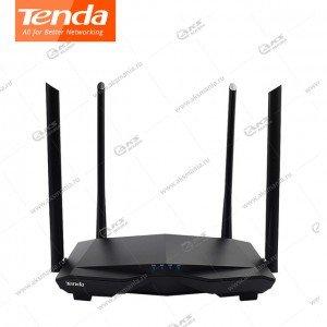 Wi-Fi Роутер Tenda AC6 AC1200 Двухдиапазонный 900 Мбит/с