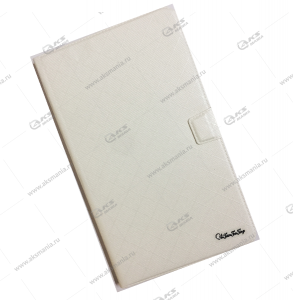 Чехол для планшета ShiJiaJing на силиконе 7.7 белый