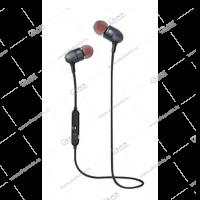 Наушники Bluetooth ipipoo iL90bl черные с синим