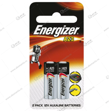 Элемент питания Energizer MN23AE/A23/2BL