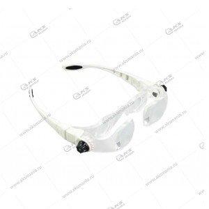 Лупа очки MG7102-450 1.5 X-3.8 X