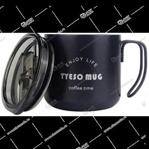 Термокружка TCM-128 350мл черный