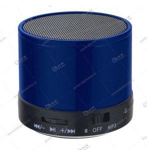 """Колонка портативная Perfeo """"CAN"""" PF-5212 FM, MP3 microSD, AUX, мощность 3Вт, 500mAh, синий"""
