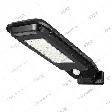 Автономный уличный светодиодный светильник GY-1400/T100B с датчиком движения