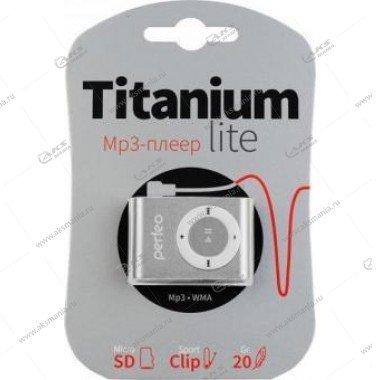 MP3-плеер Perfeo Color-Lite Lite PF_A4189 белый