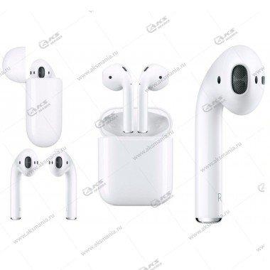 Наушники Bluetooth AirTWS MMEF2CH/A 1:1 E 3logo
