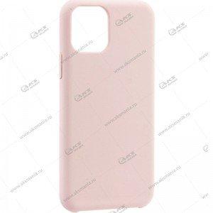 Silicone Case (Soft Touch) для iPhone 11 Pro перламутрово-розовый