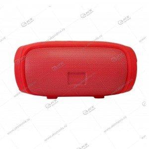 Колонка портативная Charge Mini J-008 6000 Mah BT TF FM красный