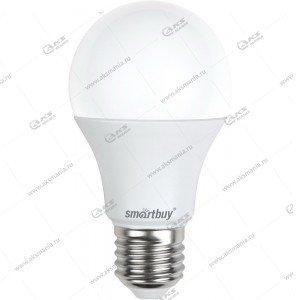 Лампа светодиодная Smartbuy A60-13W-220V-4000К-E27 (белый свет)