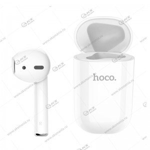 Bluetooth гарнитура Hoco E39 Admire sound белый