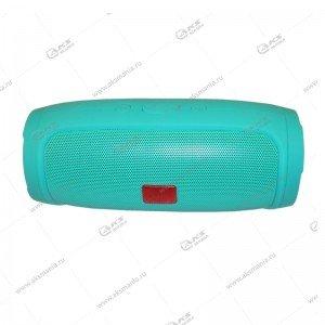 Колонка портативная Charge Mini 3+ BT TF FM зеленый