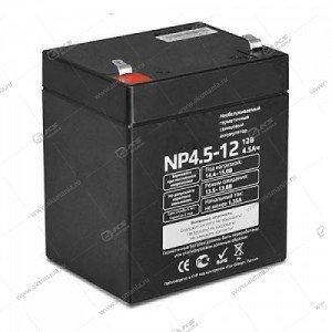 Аккумулятор  NP4,5-12 (12v4,5 Ah)