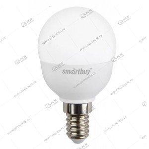 Лампа светодиодная Smartbuy P45-12W-3000K-E14 (теплый свет)