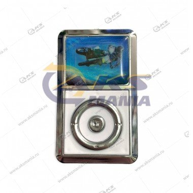 MP3-плеер клипса (920) серебро