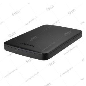 Внешний HDD Toshiba 2,5 2TB Canvio Basics USB3.0 black