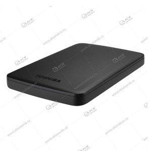 Внешний HDD Toshiba 2,5 2TB Canvio Basics USB3.0 black