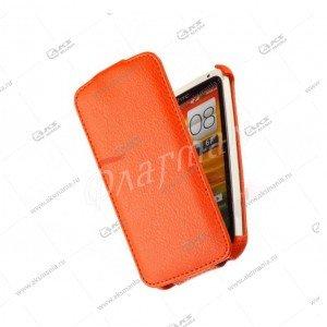 Книга Armor Samsung G313H оранжевый