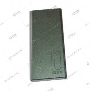 Power Bank Denmen DP06 10000mAh 2USB+PD QC3.0/22.5W черный