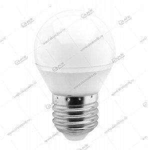 Лампа светодиодная Smartbuy G45-9,5W-4000K-E27 (глоб, белый свет)