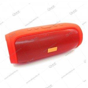 Колонка портативная Charge 4 BT FM TF красный