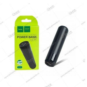 Power Bank HOCO B35 2600mAh черный