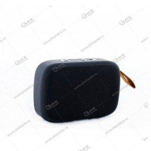 Колонка портативная Charge G2 BT TF FM черный