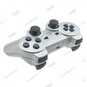 Gamepad PS3 Dualshock 3 wireless белый