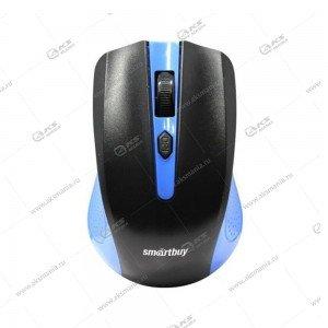 Мышь беспроводная Smartbuy ONE SBM-352 синяя/черная