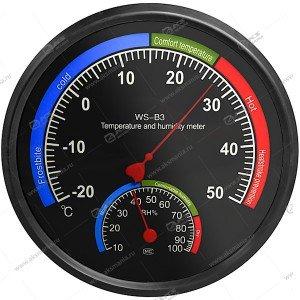 Термометр-гигрометр WS-B3
