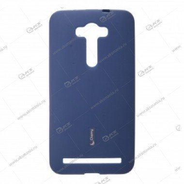 Силикон Cherry Asus ZenFone 2 Laser/ ZE550KL синий