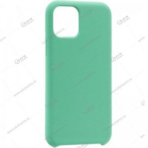 Silicone Case (Soft Touch) для iPhone 11 Pro Max мятный