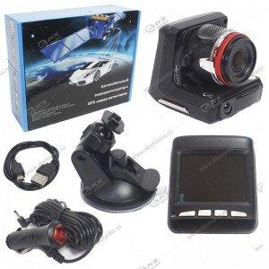 Видеорегистратор X7 (регистратор+радар-детектор+GPS)