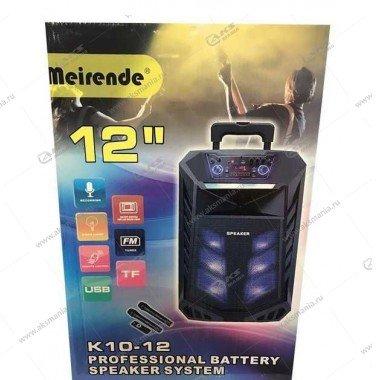 Акустическая система MEIRENDE K10-12
