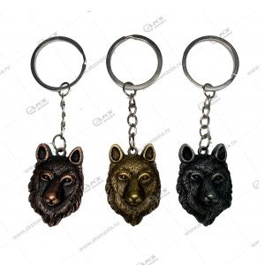 "Брелок для ключей ""Волк"""