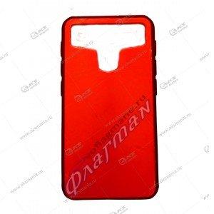 Силикон универсальный с пластиком 4,5-4,8 красный