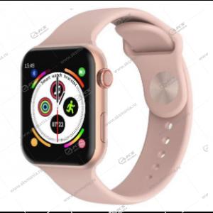 Smart Bracelet Watch T500 Шагомер Пульсометр розовый