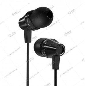 Наушники Borofone BM38 Bright sound с микрофоном черные