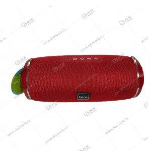 Колонка портативная Hoco HC5 Cool Enjoy sports красный