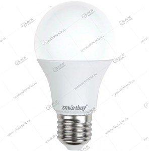 Лампа светодиодная Smartbuy A60-11W-220V-6000К-E27 (холодный дневной свет)