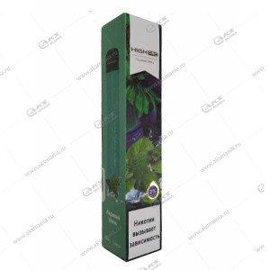 Электронная одноразовая сигарета Masiking 2% 1000 затяжек Ледяная мята