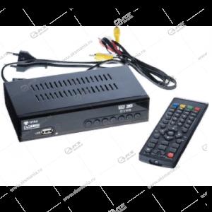 Цифровая TV приставка DVB-T2 OTAUT 5000+C