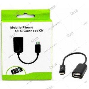 OTG K-08 micro USB