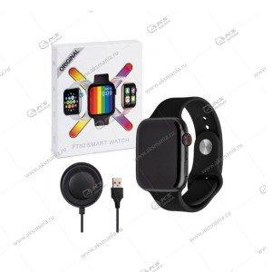 Smart Bracelet FT80 Шагомер Пульсометр чёрный
