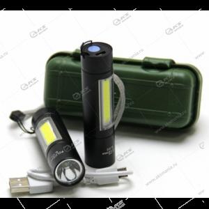 Фонарь BL-510 (USB)