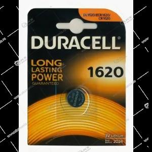 Элемент питания Duracell CR1620/1BL